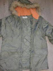 Куртка CHEROKEE  хаки 7-8 лет.
