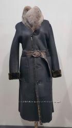Дубленка двусторонняя распродажа магазина кожи и меха, шубы, пальто скидки