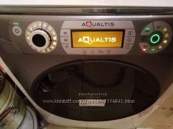 Стирально - сушильная машина Hotpoint Ariston Made in Itale - стиральная