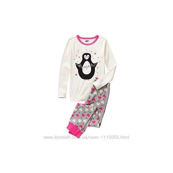 Пижама для девочки 8 лет