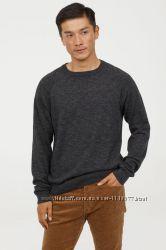 Джемпер свитер h&m logg