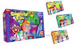 Игрушки Безопасный образовательный набор для проведения опытов CHEMISTRY