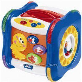 Куб Chicco развивающая игрушка