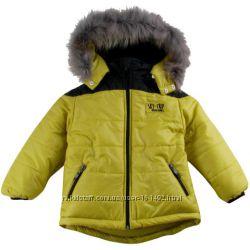 Зимняя куртка от wojcik 98р