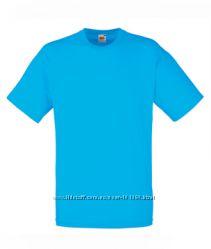 Мужская футболка в наличии р. М. Черная, Ультрамарин, Желтая
