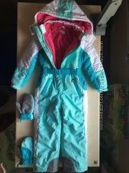 CHICCO FLURRY термо комбинезон на девочку 6л 116 см Чикко почти в идеале