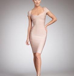 Элегантное платье Herve Leger