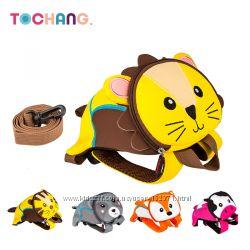 Рюкзак дошкольный из неопрена для девочки и для мальчика. Лисенок.