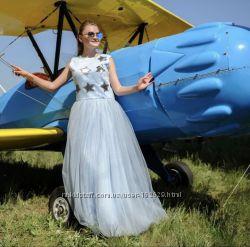 Платье прокат на рост 140-160 см.