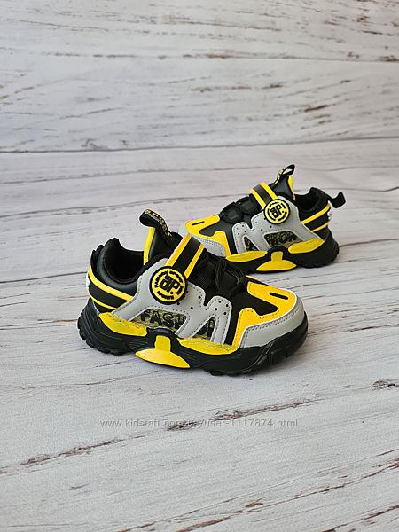 Кроссовки для мальчиков С. в. т. , 26-31р, B8095-2