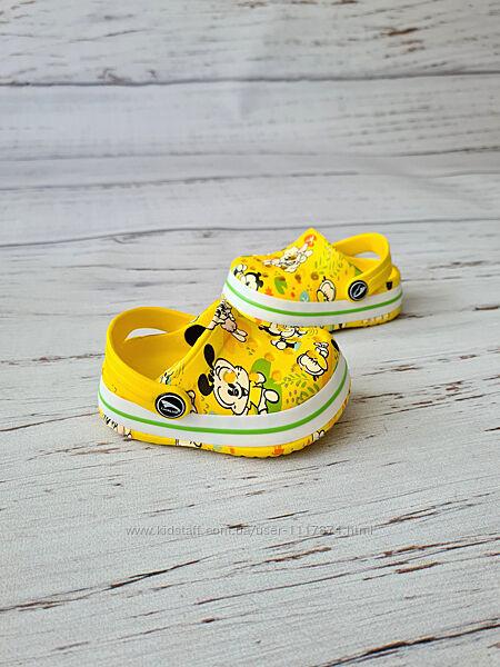 18-23р Детские кроксы сабо пляжная обувь для детей Luckline 3005-188