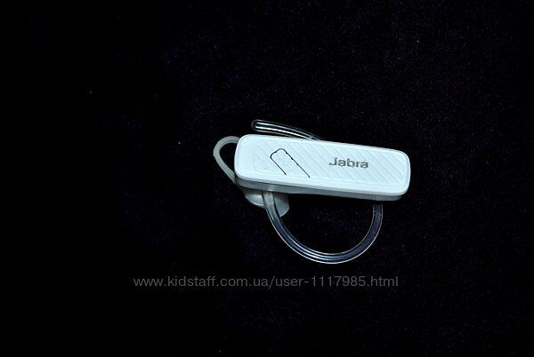 Bluetooth гарнитура Jabra свободные руки белая Talk