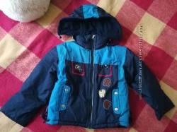 теплая зимняя куртка для двора
