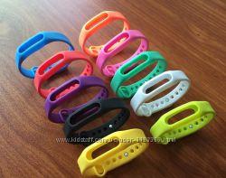 Ремешок фитнес браслет xiaomi mi band 1 mi band 1s ми1 разные цвета