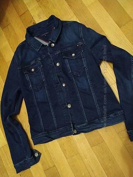 куртка джинсова Tommy Hilfiger m