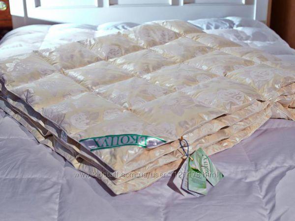 Натуральные пуховые одеяла Экопух