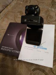 Продам видеорегистратор FALCON 2 камеры