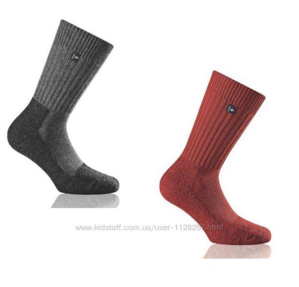 Термоноски очень тёплые носки из шерсти мериноса Rohner Original