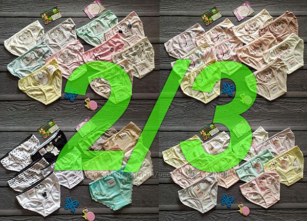 2-3 года ч. 1 98-104 Трусы и маечки, комплекты ТМ Донелла Donella Турция