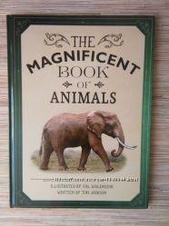 The Magnificent Book of Animals, книги о животных, детские книги