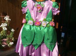 Шикарное платье цветок, Дюймовочка, весна
