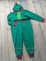 Кигуруми пижама костюм гном троль эльф на взрослого 16 размер