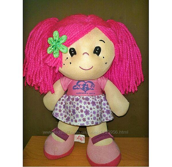 яркая кукла 34 см