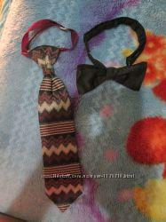 детский галстук бабочка фирменный