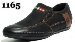 Туфли, полуботинки Kellaifeng, кожаная стелька с супинатором, р. 35