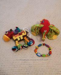 Набор игрушек, подвеска на коляску Lamaze всадник на лошади
