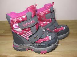 Термо черевики Tom. m 3855-А для дівчинки зимові терміки том м термоботинки