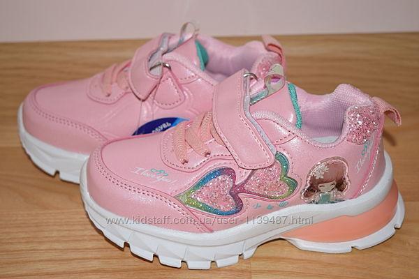 Кросівки на дівчинку CBT 5925 р.27-32 кроссовки на девочку свт
