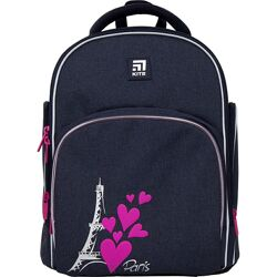 Рюкзак шкільний Kite Education Love in Paris K21-706S-3 LED напівкаркасни