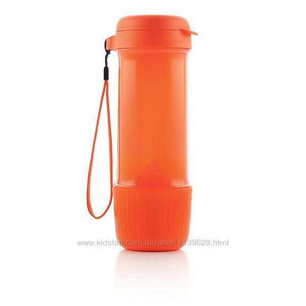 Эко-бутылка Витаминный заряд 700 мл оранжевая