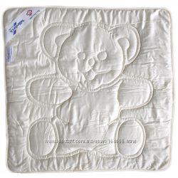 Детское одеяло teddy  для новорожденных Billerbeck, шерстяное и антиаллерге