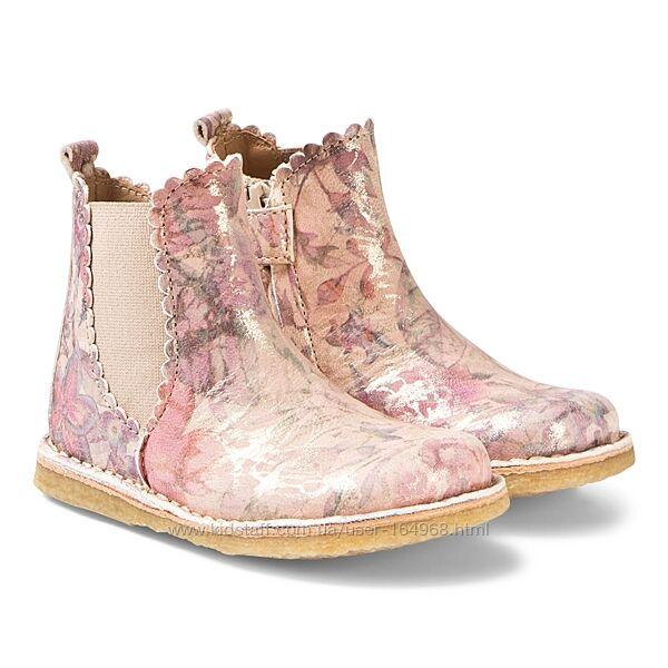 Кожаные ботинки Bisgaard 30 размер