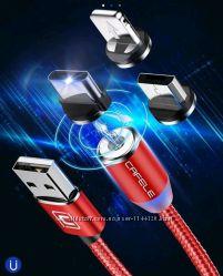 Мicro USB кабель магнитный PZOZ BASEUS, FONKEN