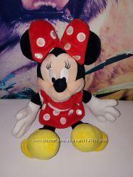 Минни Маус мягкая игрушка от Disney, 30 см, оригинал