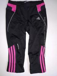 Adidas спортивные капри, р-р XS-S, оригинал