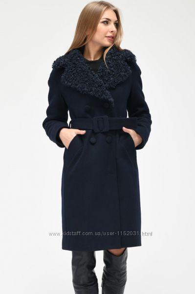 Стильное зимнее пальто р 46, X-Woyz PL-8810