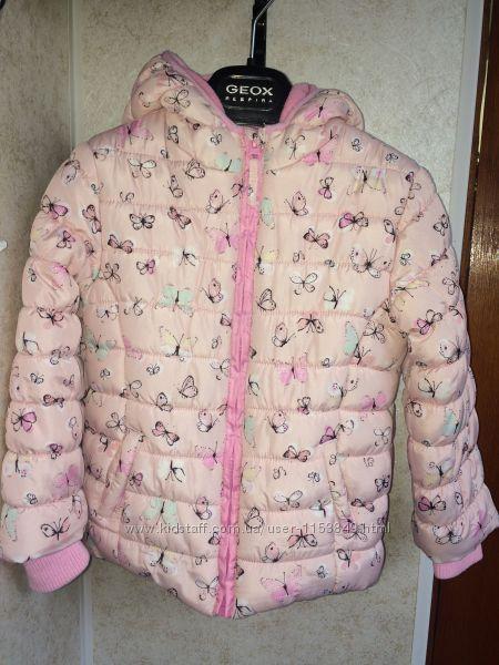 Куртка Мothercare на 2, 5-4, 5 года еврозима