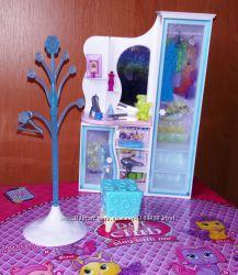 Кукольная мебель Глория Gloria 2809 Прихожая Мадам, шкаф