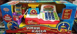 Детский игровой набор Joy Toy Кассовый аппарат 7162 Мини касса
