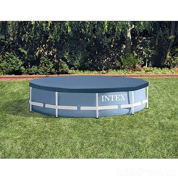 Тент чохол для каркасного басейну Intex 28030, 305 см