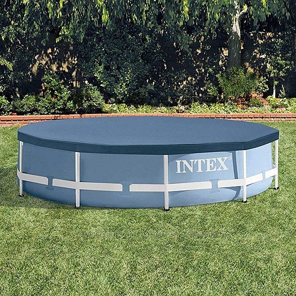 Тент чохол для каркасного басейну Intex 28031, 366 см