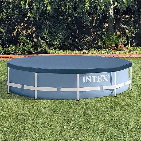 Тент чохол для каркасного басейну Intex 28032, 457 см
