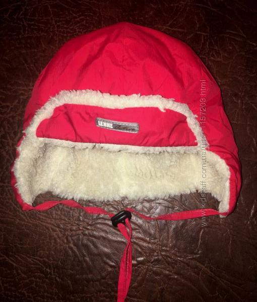 Зимняя шапочка Lenne р. 50 отличное состояние
