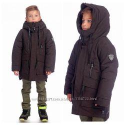 Зимняя куртка Kiko 5021 для мальчика 122 - 170 размер