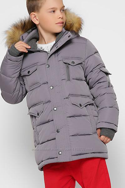 Распродажа Зимняя куртка для мальчиков DT-8316 X-Woyz 110-158 размер