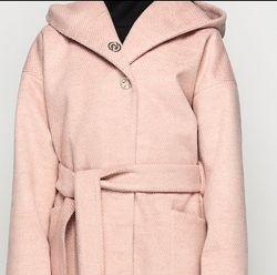 Кашемировое пальто для девочки Эвита от Cvetkov 146,152р.